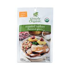 turkey mushroom gravy review by roasted turkey gravy by simply organic thrive market