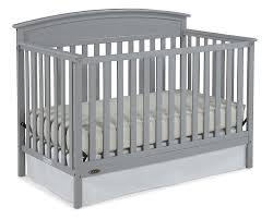 Graco Stanton Convertible Crib Black Graco Bryson In Convertible Crib Pebble Gray