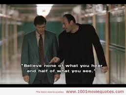 The Sopranos Meme - quote of the sopranos quotesaga