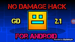 geometry dash 2 1 no damage hack for android by italian apk