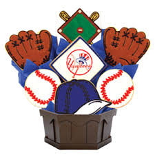 baseball gift basket baseball gifts l professional baseball cookies cookies by design
