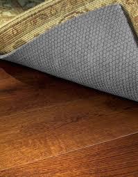 Rug On Carpet Pad Ultra Premium Non Slip Rug Pad Rug Pad Corner