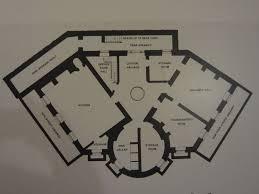 Octagon House Plans We Three Teachers Our Presidents U0027 Homes