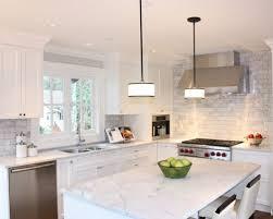 Carrara Marble Kitchen Backsplash Carrara Marble Backsplash Houzz
