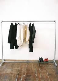 great diy handmade pipe coat rack 11142014 cool material