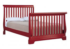 Convert Crib To Bed Sleigh Bed Conversion Kit By America