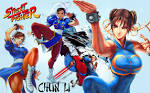 MoreLike Super Street Fighter 4 Chun Li By | High Definition images