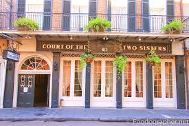 court of two sisters in new orleans