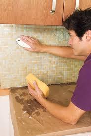 Removing Kitchen Tile Backsplash Best Way To Remove Kitchen Tile Backsplash Rostokin Com
