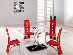 modern round kitchen table kitchen table modern round glass dining table stunning dining