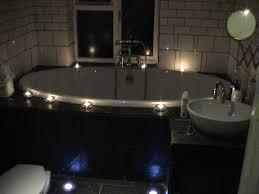 black and bathroom ideas black slate bathroom has steps into bath basin well tierra este