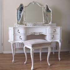 antique dressing table with mirror luxurius french vanity table design that will make you raptured for