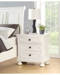 bedside l usb charger memorial day sale avalon furniture stella 3 drawer nightstand with