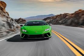 lamborghini huracan front 2018 lamborghini huracan performante front view on road big4all org
