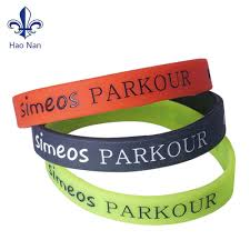 rubber silicone bracelet images Promotional most popular advertising rubber silicone bracelet jpg