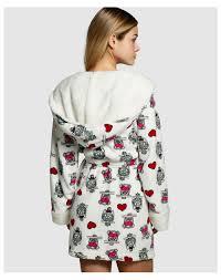 robe de chambre courte femme étourdissant robe de chambre courte femme avec de chambre courte