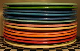 thanksgiving melamine plates in defense of plate hoarding
