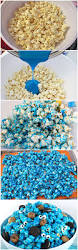 cookie monster popcorn do it yourself today pinterest cookie