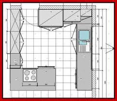 u shaped kitchen floor plans best kitchen designs