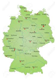 Kassel Germany Map by Download Map Of Germany Showing Berlin Endearing Enchanting Map Of