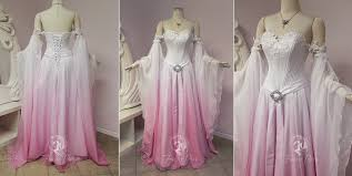 elvish style wedding dresses elvish wedding dress rosaurasandoval com