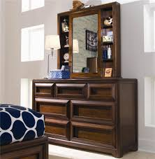 Ottawa Bedroom Set With Mirror Lea Industries Elite Expressions Twin Contemporary Panel Bed