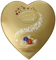 lindt valentine gift box classic assorted chocolates 6 2 ounce