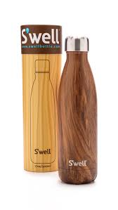 s u0027well teakwood 17oz water bottle shopbop save up to 25 use