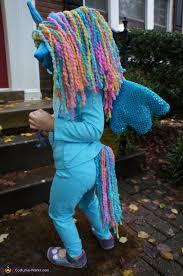 Rainbow Dash Halloween Costume Pony Rainbow Dash Costume Girls