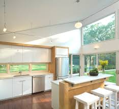 lighting modern kitchen decoration with recessed lighting by
