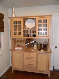 kitchen thin sideboard dining room hutch buffet server table