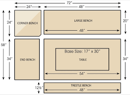 Bedroom Furniture Dimensions by Beautiful Banquette Seating Dimension 96 Booth Dimensions Dream