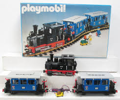 buy playmobil 4000 playmobil 4000 g scale electric set box