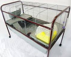 Sale Rabbit Hutches 180 Bono Fido Double Storey Metal Rabbit Hutch For Sale Online