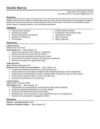 Example Secretary Resume Complete Term Papers Com Dbq Essay Articles Of Confederation
