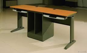 double computer desks computer screen pedestal bedford double