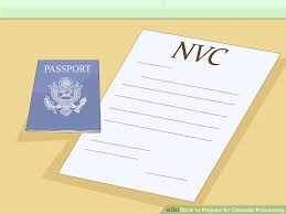 how to prepare for consular processing with pictures wikihow