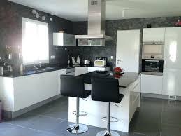 meuble cuisine gris anthracite meuble cuisine gris clair cuisine blanche et grise meuble cuisine