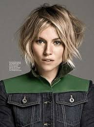 whatbhair texture does sienna miller have image result for sienna miller short hair bob hair pinterest