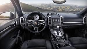 porsche suv inside 2018 porsche cayenne coupe interior release date autosduty
