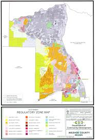 Zone Map Regulatory Zone Maps