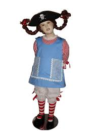 pippi longstocking costume custom boutique pippi longstocking girl size costume set