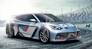 hyundai supercar hyundai rm16 concept gives further hints on the hyundai i30 n
