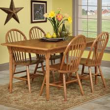 amish dining suite traditional style table u0026 chairs americana