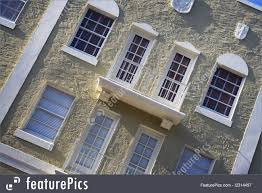 art deco balcony architectural details art deco balcony stock picture i2314457 at
