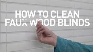 what is the best way to clean wooden cabinets how to clean even the grimiest faux wood blinds the