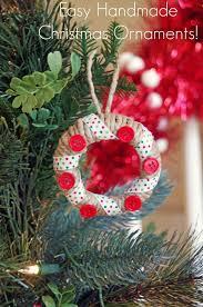 handmade christmas easy handmade christmas ornaments suburbia unwrapped