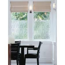 brewster freeze peel and stick window film walmart com