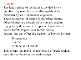 Dominant Plants Of The Tropical Rainforest - biomes ppt video online download