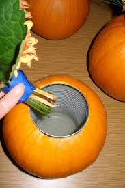 clever pumpkin 23 clever pumpkin carving hacks water flower and holidays